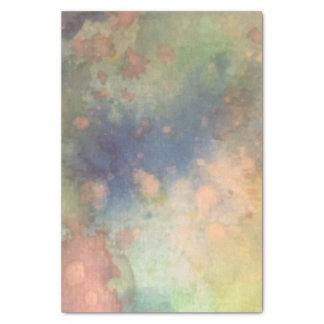 Monaco Watercolor Tissue Paper