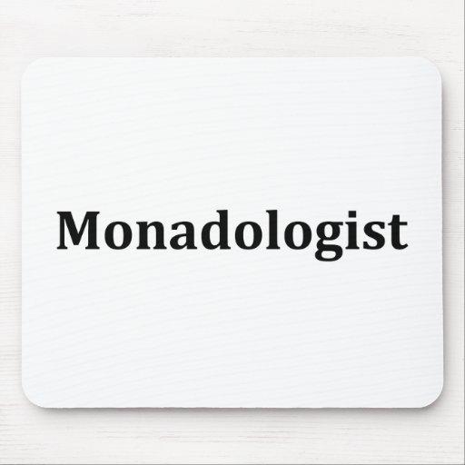 Monadologist Mouse Pad