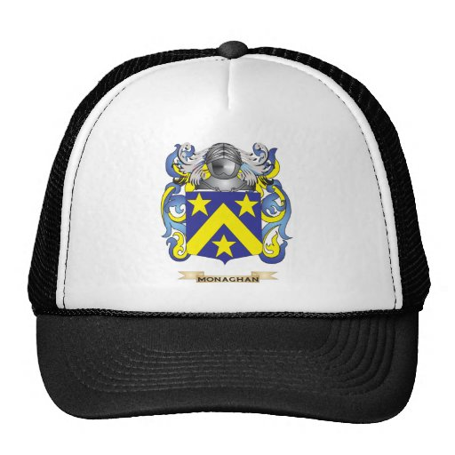 Monaghan Coat of Arms (Family Crest) Hat