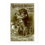 Monarch Bicycles Postcards
