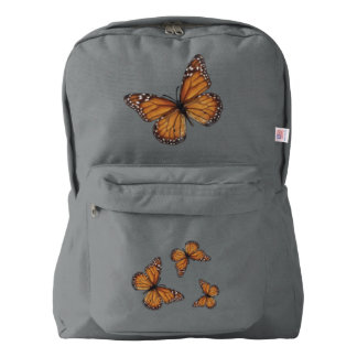 Monarch Butterflies Backpack