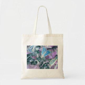 Monarch Butterflies Budget Tote Bag