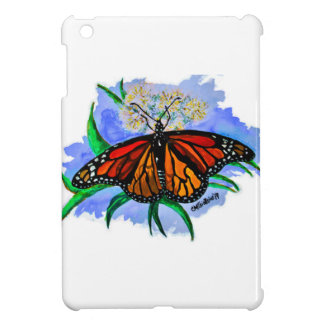 Monarch butterflies cover for the iPad mini