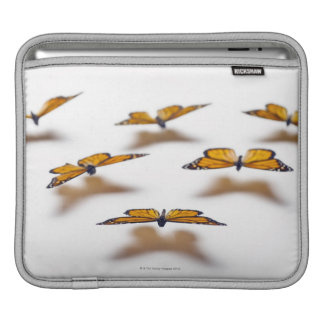 Monarch Butterflies Sleeves For iPads