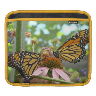 Monarch Butterflies iPAD Sleeves Holiday Gifts