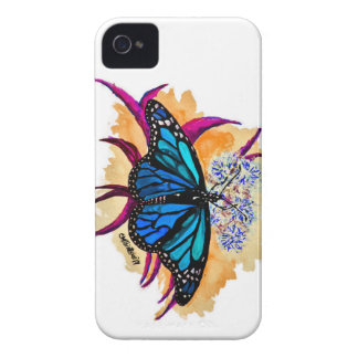 Monarch Butterflies iPhone 4 Cases