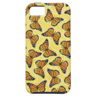 MONARCH BUTTERFLIES iPhone 5 Case-Mate Case