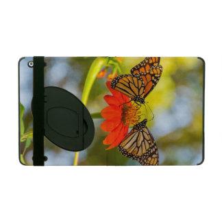 Monarch Butterflies on Wildflowers iPad Case