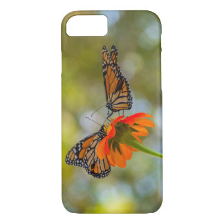 Monarch Butterflies on Wildflowers iPhone 8/7 Case