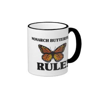 MONARCH BUTTERFLIES Rule! Mug