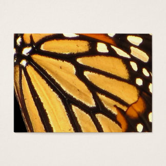 Monarch Butterfly Abstract ATC Business Card
