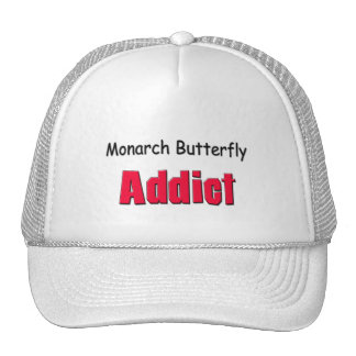 Monarch Butterfly Addict Hat