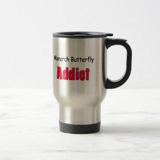 Monarch Butterfly Addict Coffee Mug