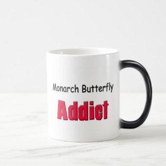 Monarch Butterfly Addict Mugs