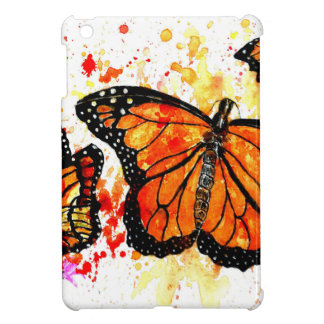 Monarch Butterfly Art02 Case For The iPad Mini