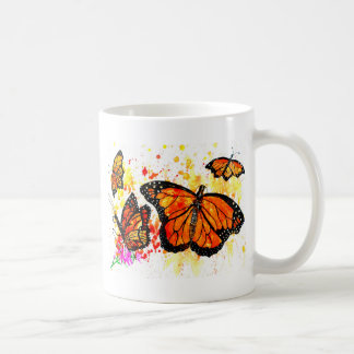 Monarch Butterfly Art02 Coffee Mug