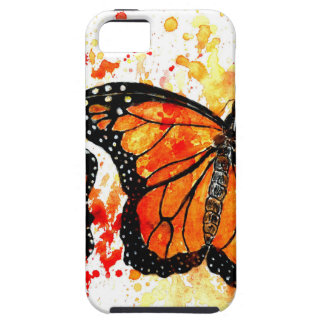 Monarch Butterfly Art02 iPhone 5 Cover