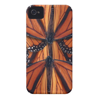 monarch butterfly art Case-Mate iPhone 4 case