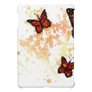 Monarch Butterfly Art iPad Mini Cases