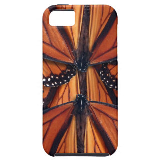 monarch butterfly art tough iPhone 5 case