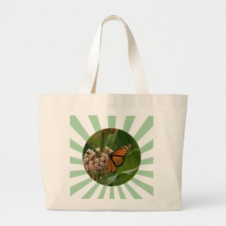 Monarch Butterfly Canvas Bags