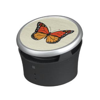Monarch butterfly bluetooth speaker