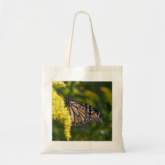 Monarch Butterfly Budget Tote Bag