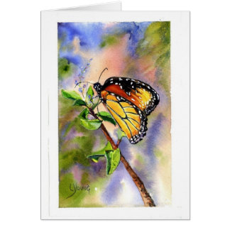 Monarch Butterfly Greeting Cards