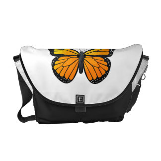 Monarch Butterfly Commuter Bags