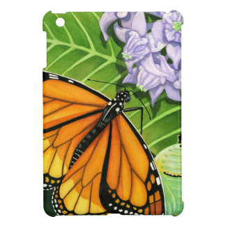Monarch Butterfly Cover For The iPad Mini