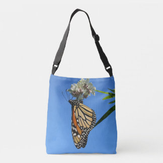 Monarch Butterfly Crossbody Bag