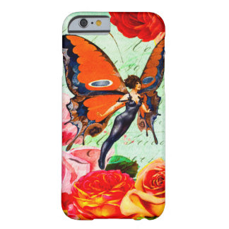 Monarch Butterfly Fairy iPhone 6/6s, Barely There Barely There iPhone 6 Case
