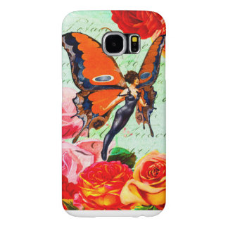 Monarch Butterfly Fairy Samsung Galaxy S6 Samsung Galaxy S6 Cases