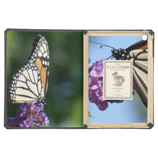 Monarch Butterfly Flowers Floral iPad DODO Case iPad Air Case