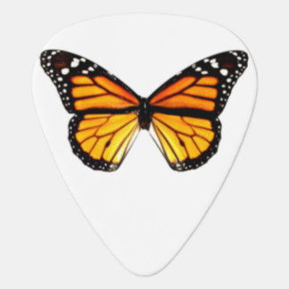Monarch Butterfly Guitar Pick