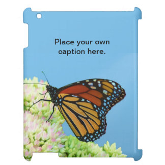 Monarch Butterfly iPad Cover