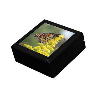 Monarch Butterfly Keepsake Gift Box