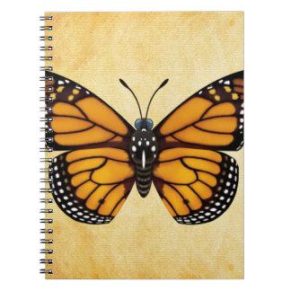 Monarch Butterfly Notebooks