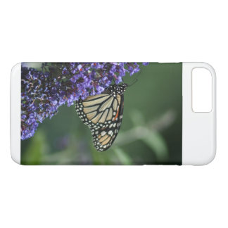Monarch Butterfly on Flower iPhone 8 Plus/7 Plus Case