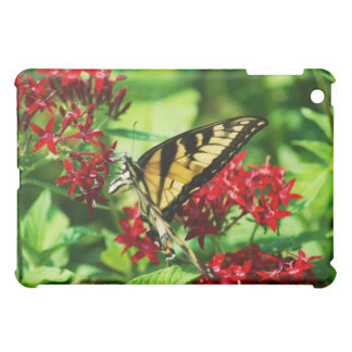 monarch butterfly on iPad mini cover