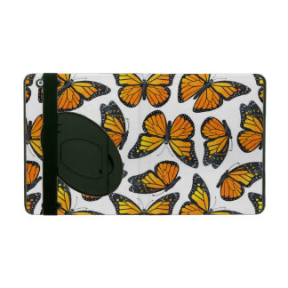 Monarch Butterfly Pattern Covers For iPad