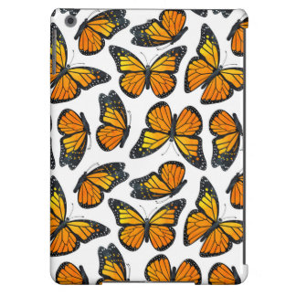 Monarch Butterfly Pattern iPad Air Cover