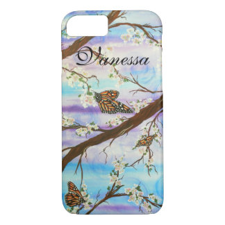 Monarch Butterfly Phone iPhone 7Plus Cases