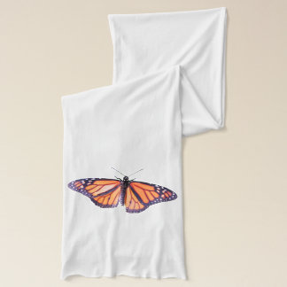 Monarch Butterfly Scarf