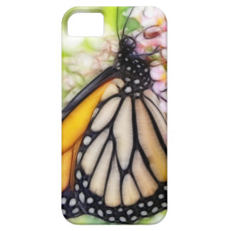 Monarch Butterfly Sipping Nectar iPhone 5 Cover