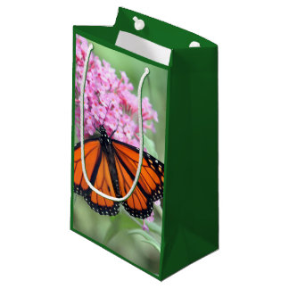 Monarch Butterfly Small Gift Bag
