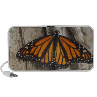 Monarch Butterfly Mp3 Speakers