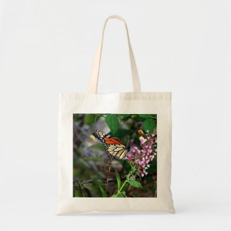 monarch butterfly tote budget tote bag