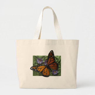 Monarch Butterfly Tote Jumbo Tote Bag