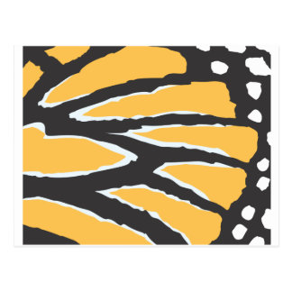 Monarch Butterfly Wing Postcards